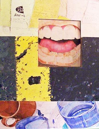2003. Color Pencil.