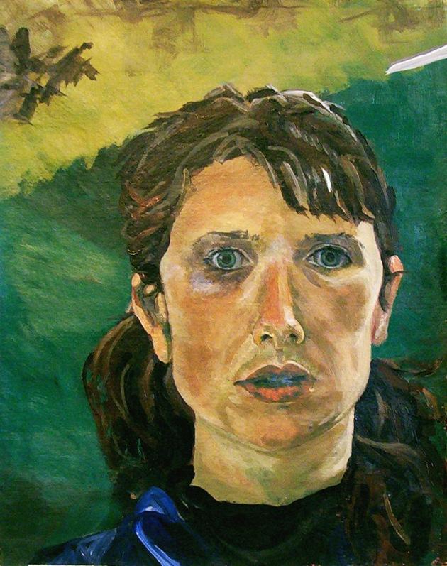 2003. Acrylic on Canvas.